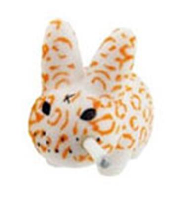 Kid Robot Labbit Packs Jungle Magic: Leopard Icon
