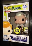 Funko Pop! Freddy Funko Dr. Emmett Brown (Glow in the Dark)