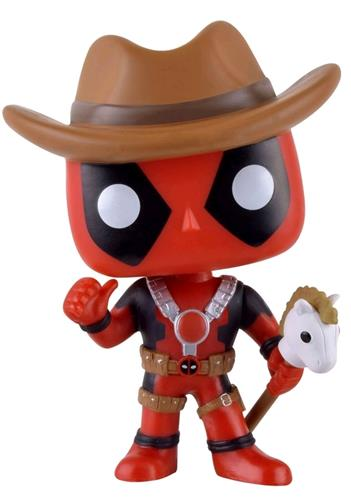 Funko Pop! Marvel Deadpool (Cowboy)
