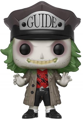 Funko Pop! Movies Beetlejuice (Tour Guide)