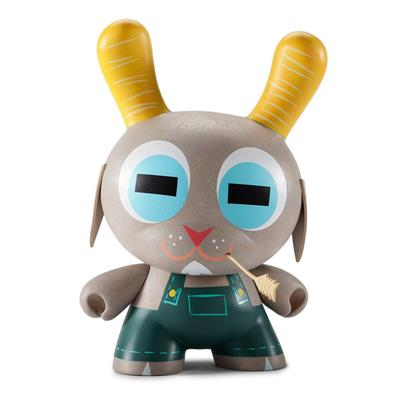 "Kid Robot 8"" Dunnys Buck Wethers (Green)"