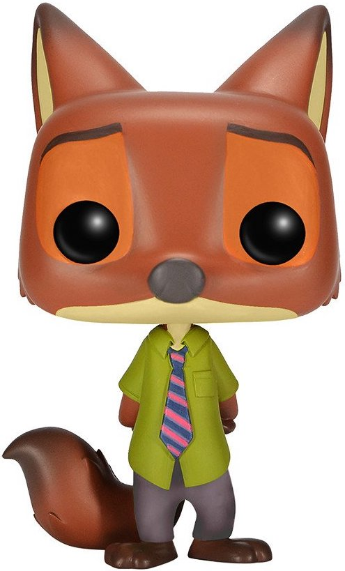Funko Pop! Disney Nick Wilde