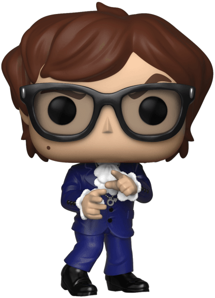 Funko Pop! Movies Austin Powers Icon