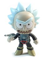 Mystery Minis Rick and Morty Series 2 Weaponzied Rick