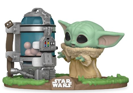 Funko Pop! Star Wars The Child with Egg Canister