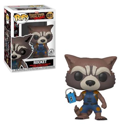 Funko Pop! Marvel Rocket