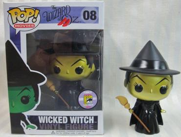 Funko Pop! Movies Wicked Witch (Metallic) Stock Thumb