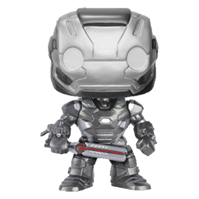 Funko Pop! Marvel War Machine (Civil War)