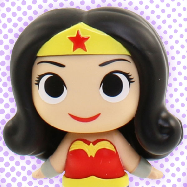 Mystery Minis DC Super Heroes & Pets