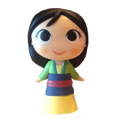 Mystery Minis Disney Princesses Mulan  Icon