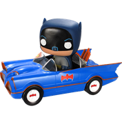 Funko Pop! Rides Batmobile (Blue)