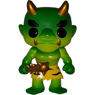 Funko Pop! Asia Oni (Green) Icon