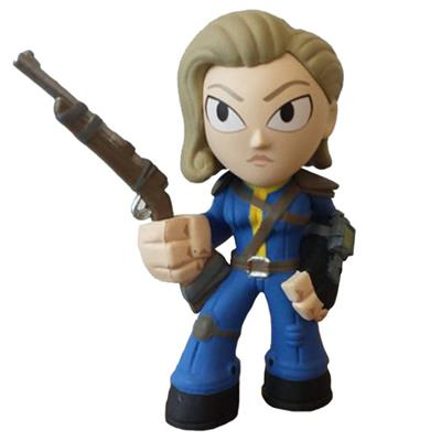 Mystery Minis Fallout Female Vault Dweller Icon