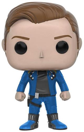 Funko Pop! Movies Captain Kirk (Survival Suit)