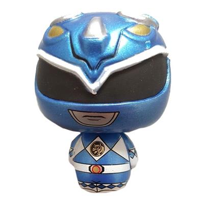 Pint Sized Heroes Power Rangers  Blue Ranger (Metallic)