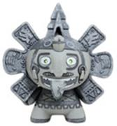 Kid Robot Blind Boxes Azteca Series 2 Monotone Calendario