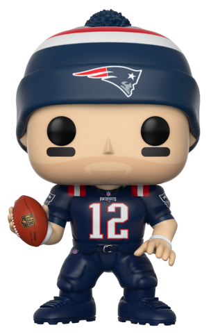 Funko Pop! Football Tom Brady (Color Rush)