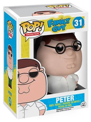 Funko Pop! Animation Peter Griffin Stock