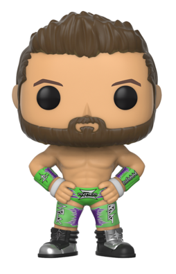 Funko Pop! WWE Zack Ryder (Green)