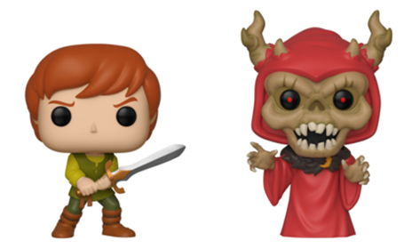 Funko Pop! Disney Taran & Horned King