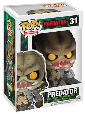Funko Pop! Movies Predator Stock