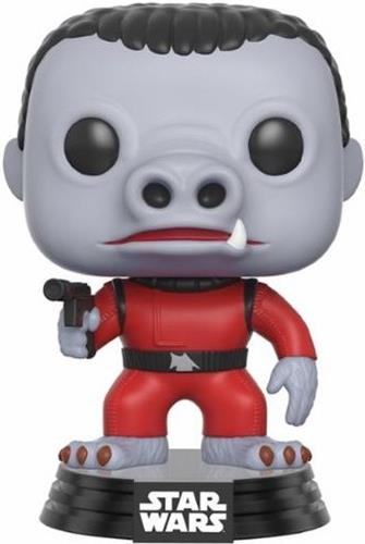 Funko Pop! Star Wars Snaggletooth (Red)